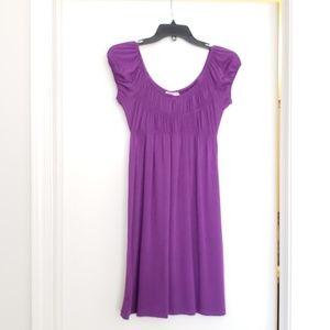 Purple Dress Size 3. Like new condition!